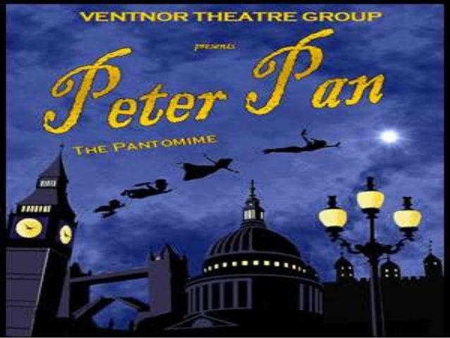 Hola ! Soy Peter Pan