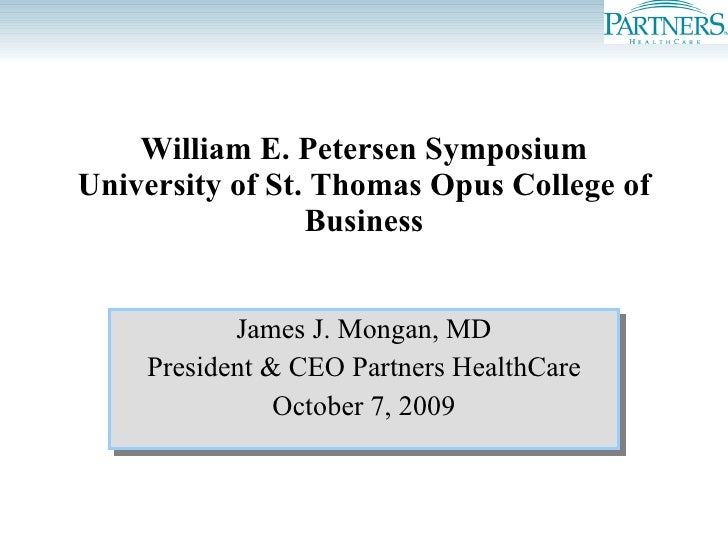 Health Reform, Past and Present