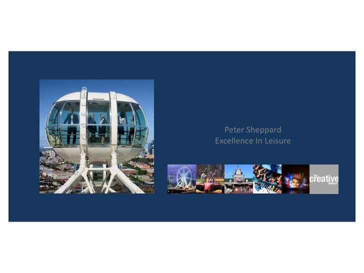 Peter Sheppard Excellence In Leisure<br />