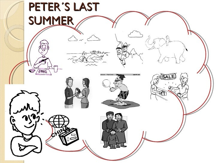 PETER´S LAST SUMMER CHINA