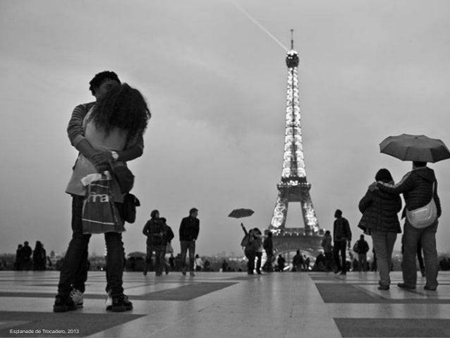 Esplanade de Trocadero, 2013
