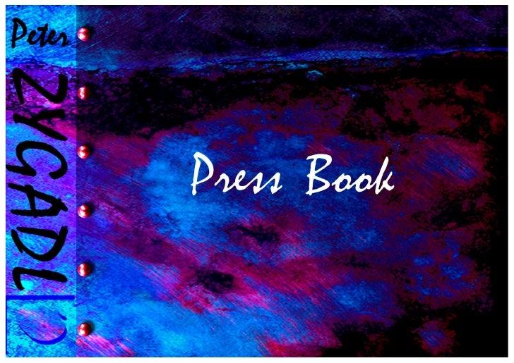 Peter Zygadlo Pressbook en