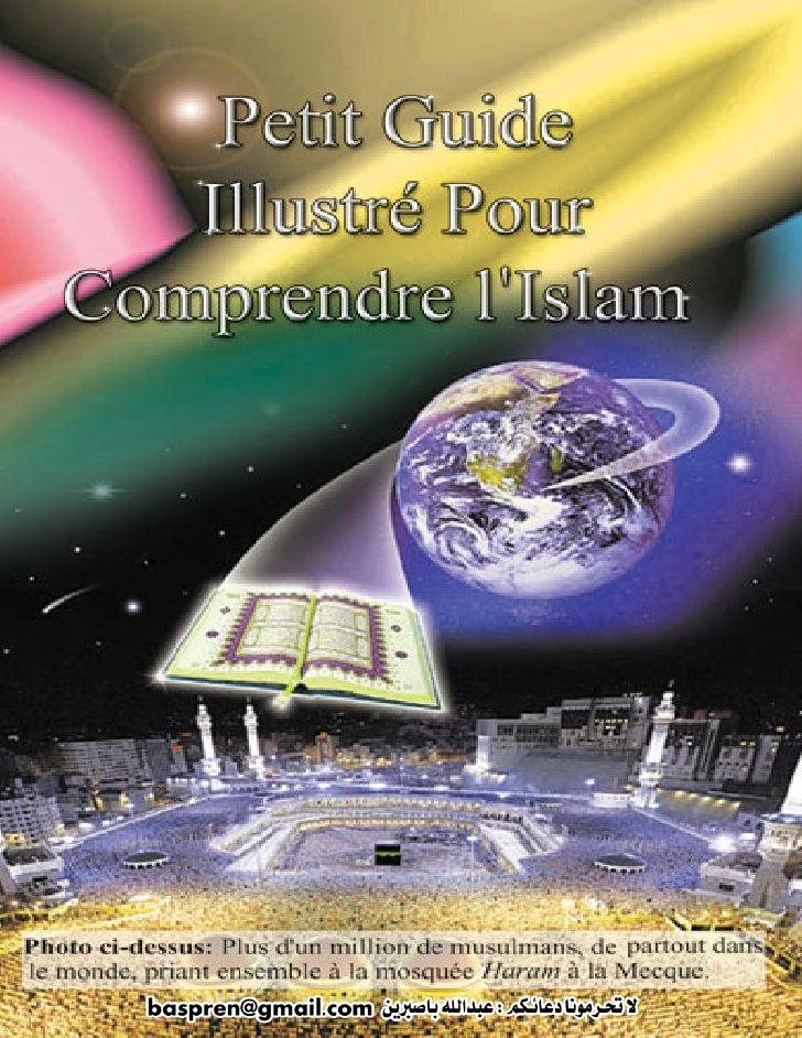 Petit Guide Illustré Pour Comprendre L Islam French