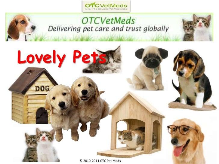Lovely Pets<br />© 2010-2011 OTC Pet Meds <br />