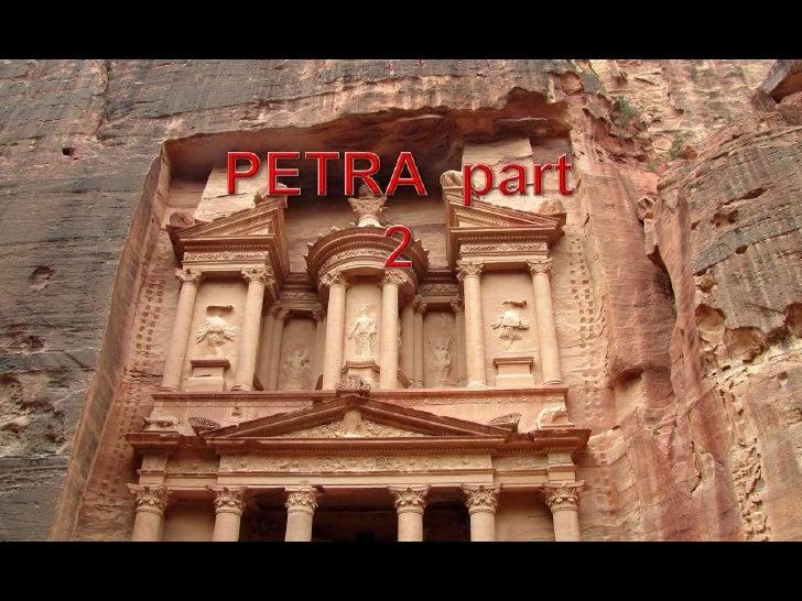PETRA  part 2 <br />