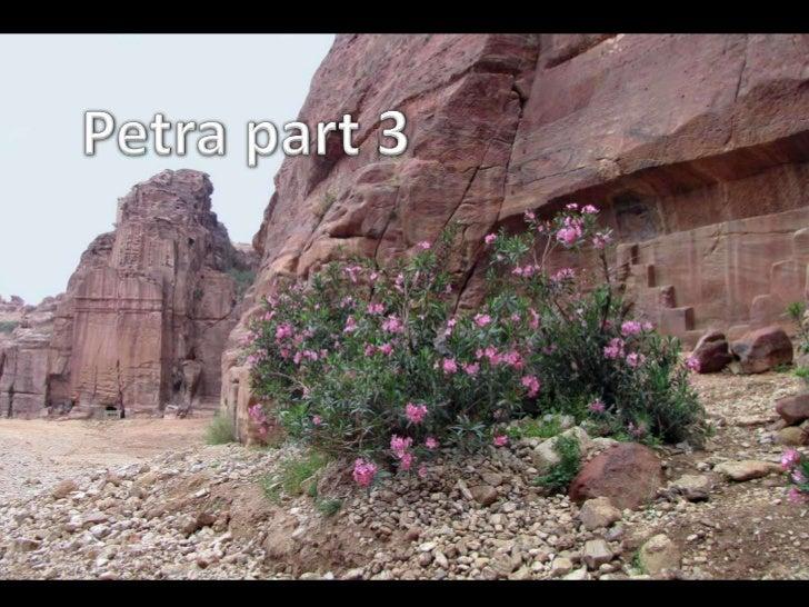 Petra part 3