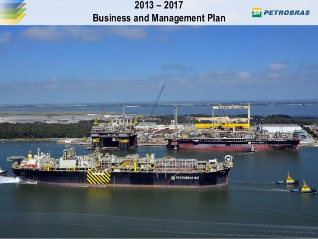 Petrobras Business and Management Plan 2013-2017 Webcast - March 19th
