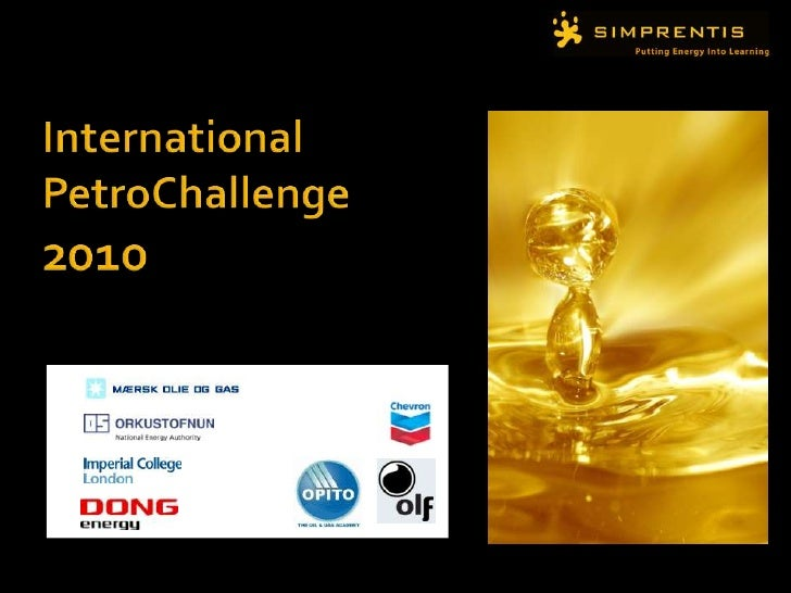 International PetroChallenge2010<br />