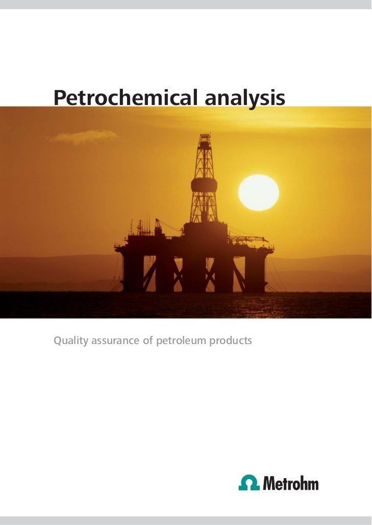 Petrochemical analysis From Metrohm