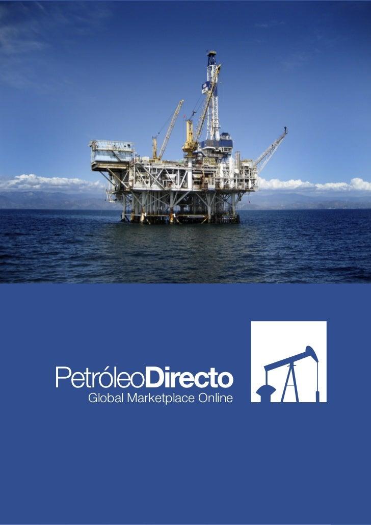 Petróleo Directo - Dossier ejecutivo
