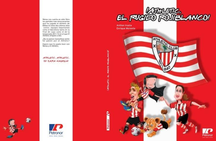 Petronor athletic-portada-cuento-gogoaren-indarra-cast portada