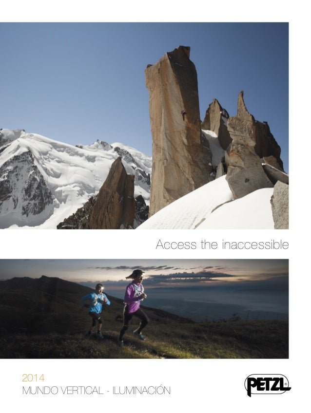 Access the inaccessible  2014 MUNDO VERTICAL - ILUMINACIÓN