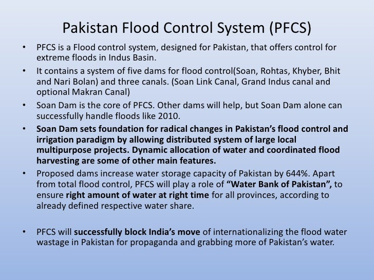Essay on disaster of flood in pakistan