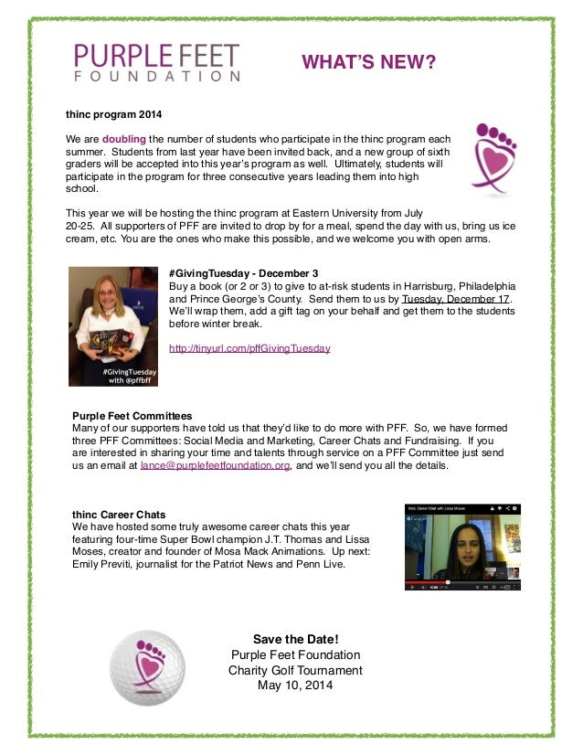 WHAT'S NEW? thinc program 2014!  !  We are doubling the number of students who participate in the thinc program each summe...