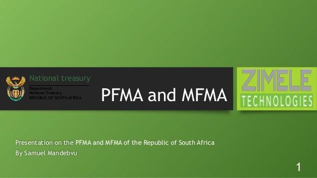 Pfma and mfma