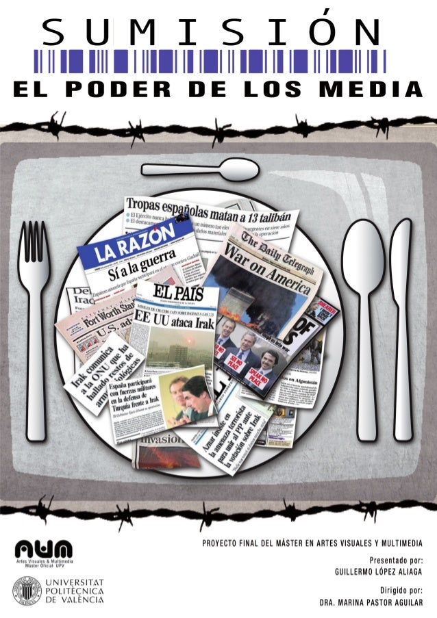 Sumisión. El poder de los media