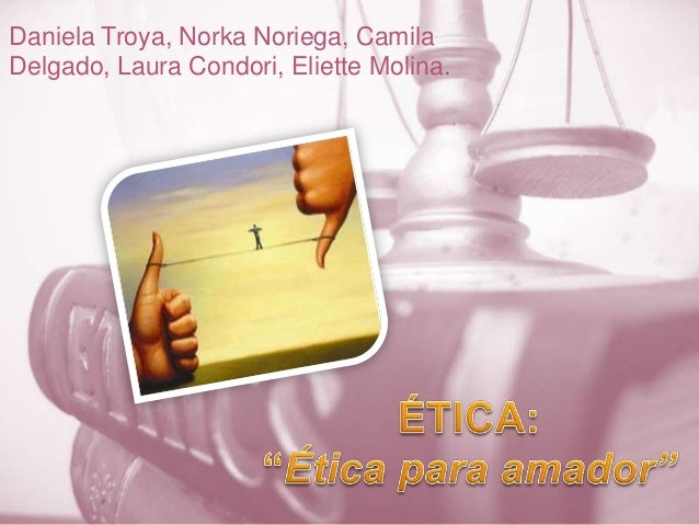 Daniela Troya, Norka Noriega, CamilaDelgado, Laura Condori, Eliette Molina.