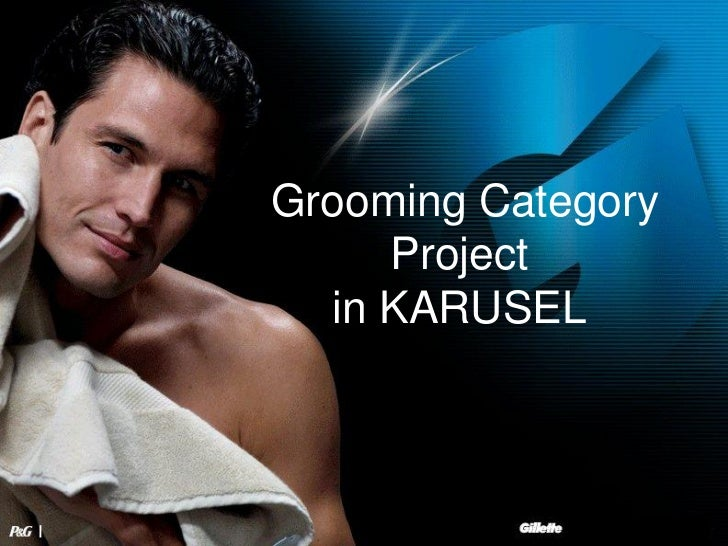 Grooming Category      Project   in KARUSEL