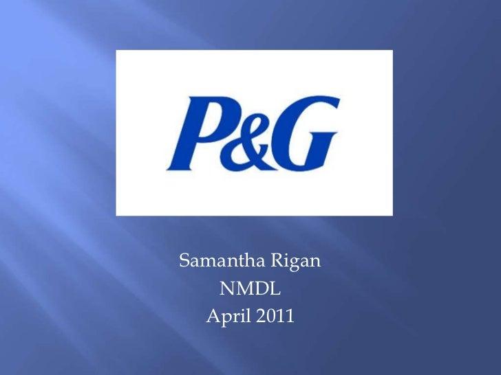 Samantha Rigan<br />NMDL<br />April 2011<br />
