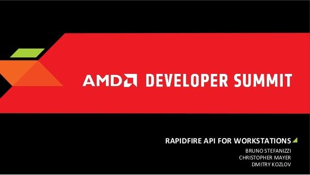 PG-4039, RapidFire API, by Dmitry Kozlov