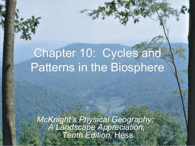 Pg class32-biosphere