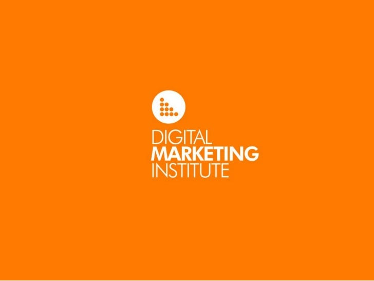 Postgraduate Diploma in Digital Marketing