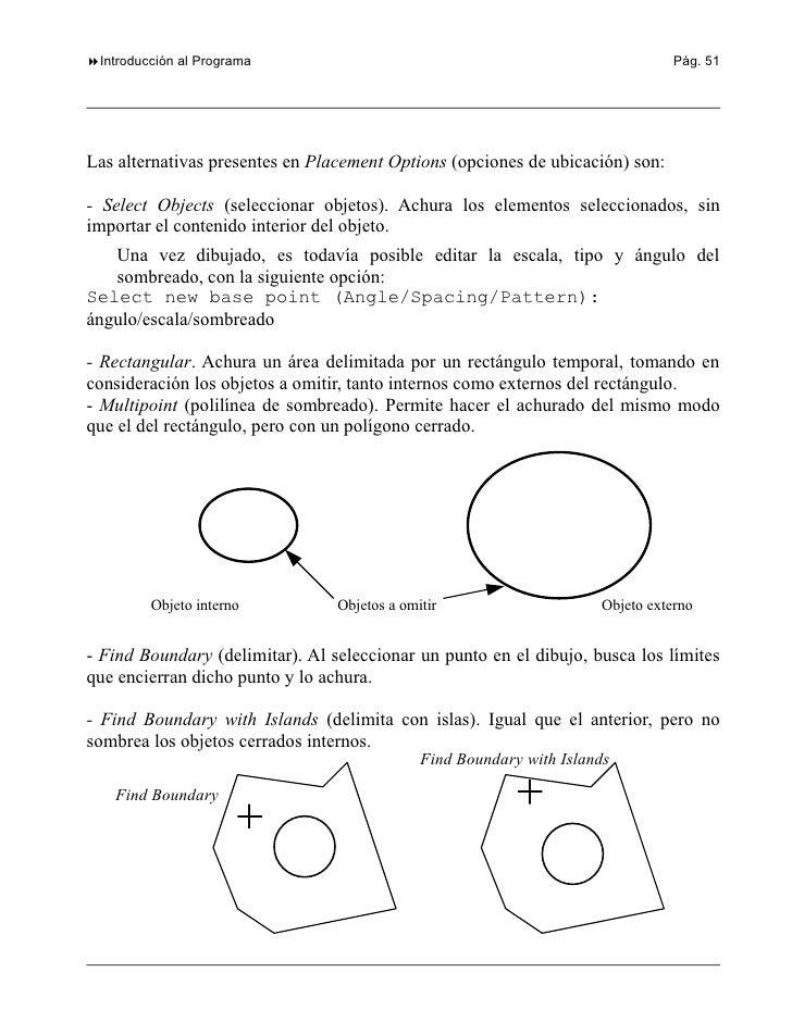 Introducción al Programa                                                        Pág. 51     Las alternativas presentes en...