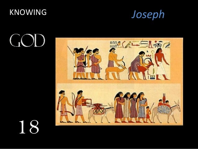 18 Joseph
