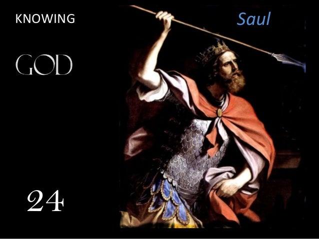 SaulKNOWING 24