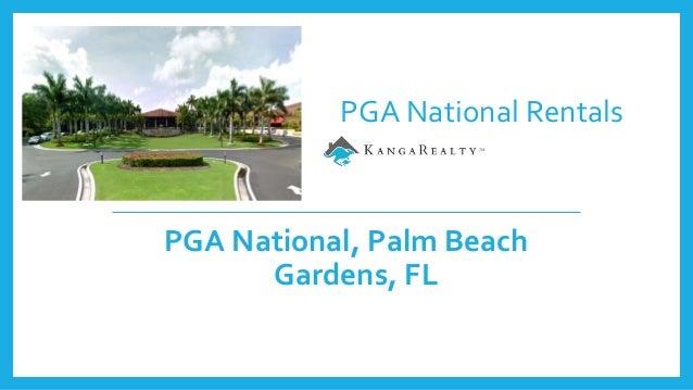 Pga National Rentals Palm Beach Gardens Fl