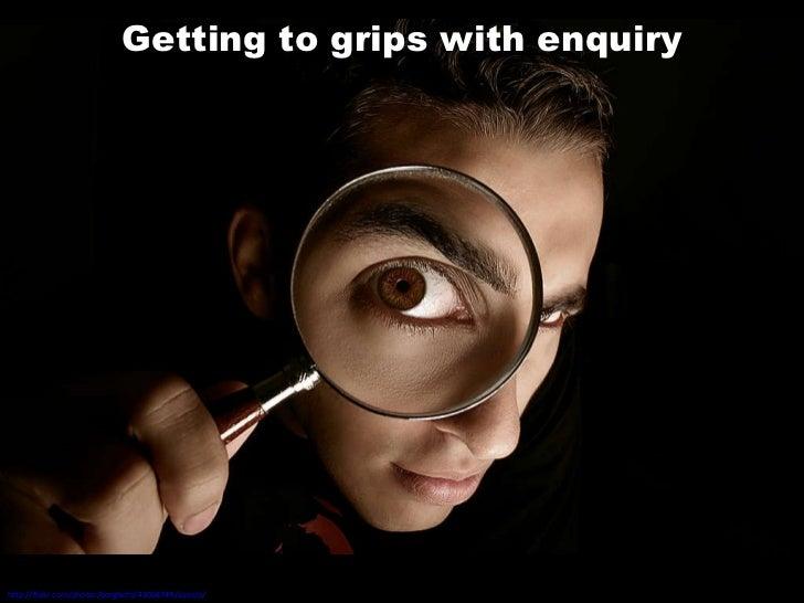 Pgce Enquiry Nov 09