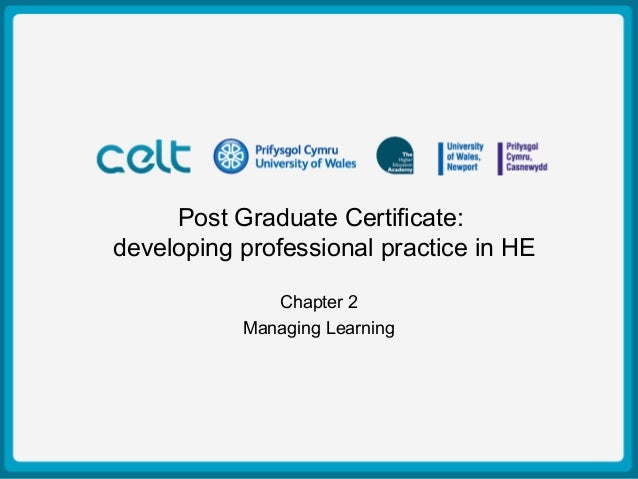 Presentation Title Example Author: Simon Haslett 15th October 2009 Post Graduate Certificate: developing professional prac...