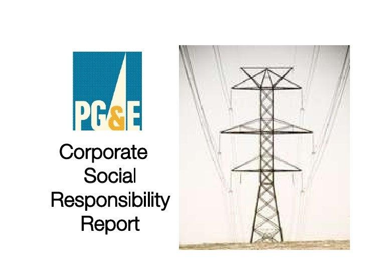 <ul><li>Corporate Social Responsibility Report </li></ul>