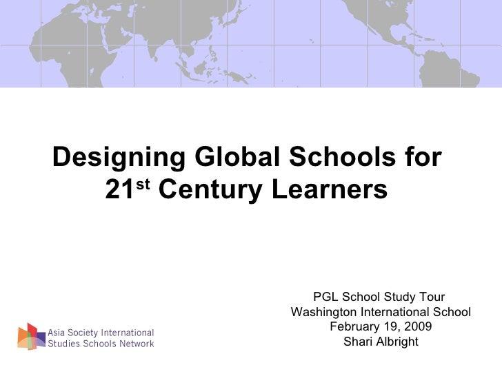 P G L  School  Study  Tour  Presentation  I I