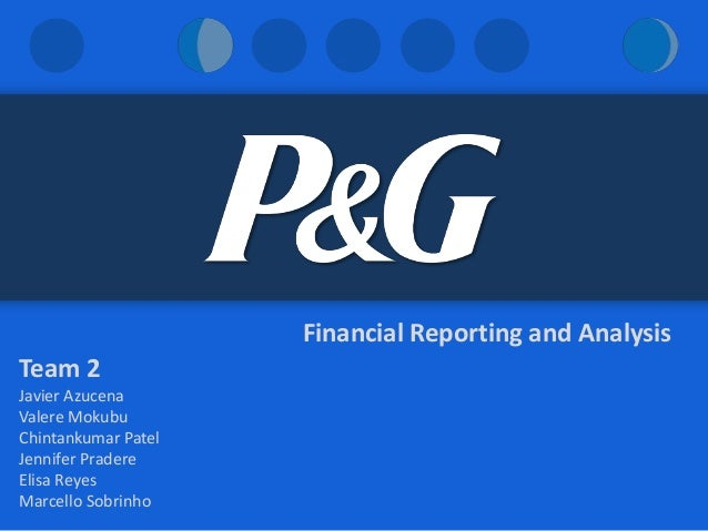 report of procter and gamble Latest breaking news and headlines on the procter & gamble company (pg) stock from seeking alpha read the news as it happens  the procter & gamble company sec filing - annual report (10-k .
