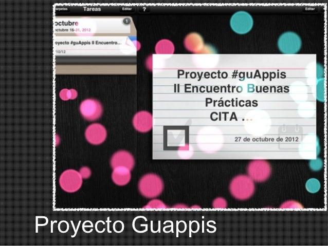 Proyecto Guappis