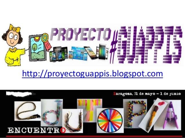 Proyecto Guappis en Edutopia
