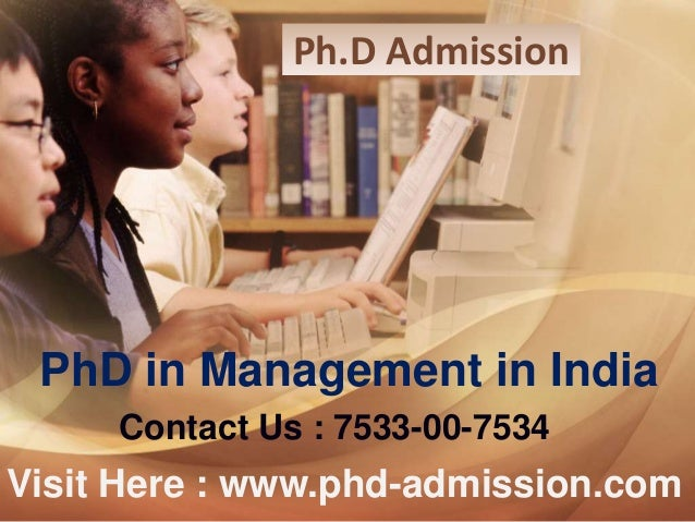 Distance phd education