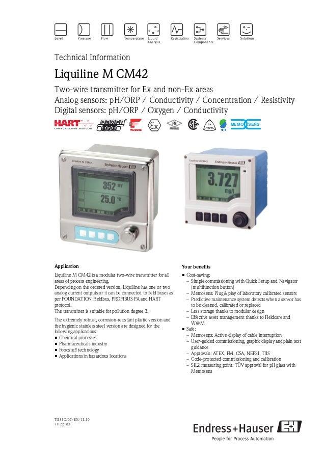 pH.ORP Transmitter-Analog sensors-Digital sensors