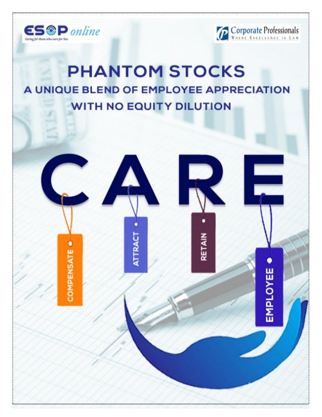 Phantom stock options definition