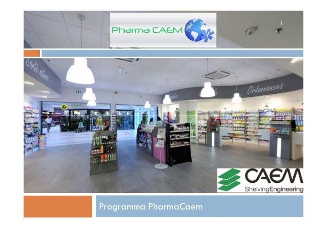 1  Programma PharmaCaem