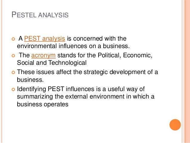pestel analysis publishing industry Free essays on pest analysis of publishing industry for students use our papers to help you with yours 1 - 30.