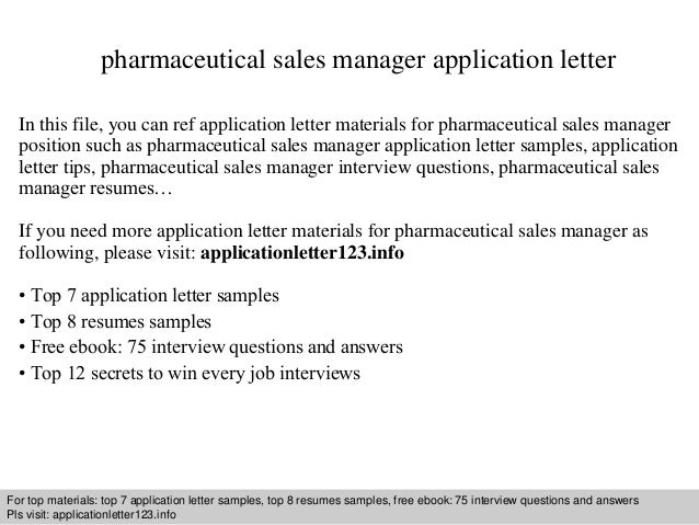 Tips to write cover letter for area sales manager