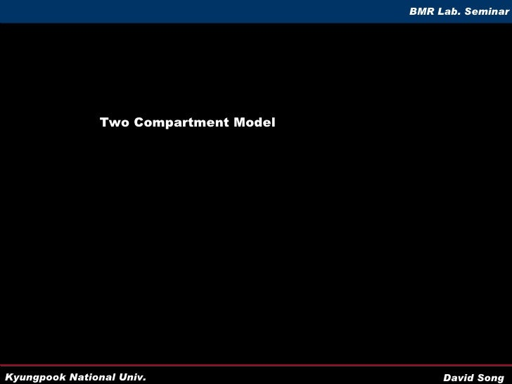Two Compartment Model