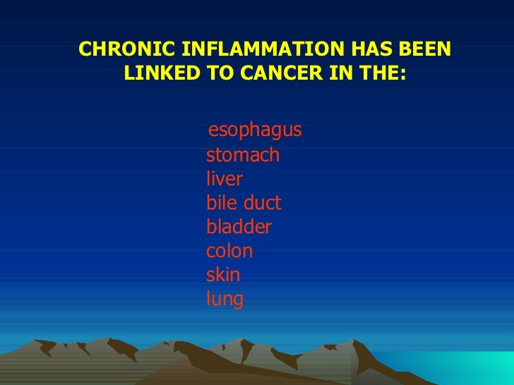 Is Prostate Inflammation a Risk Factor for Prostate Cancer Is Prostate Inflammation a Risk Factor for Prostate Cancer new picture