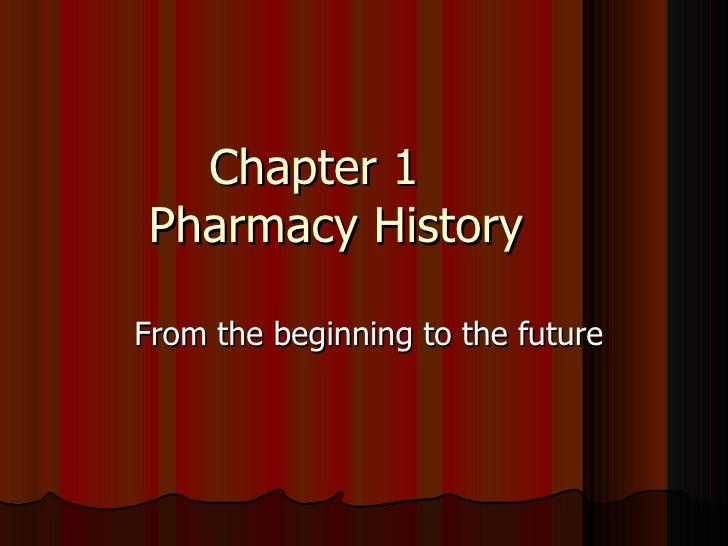 Pharmacy History 1 1226686818538034 9