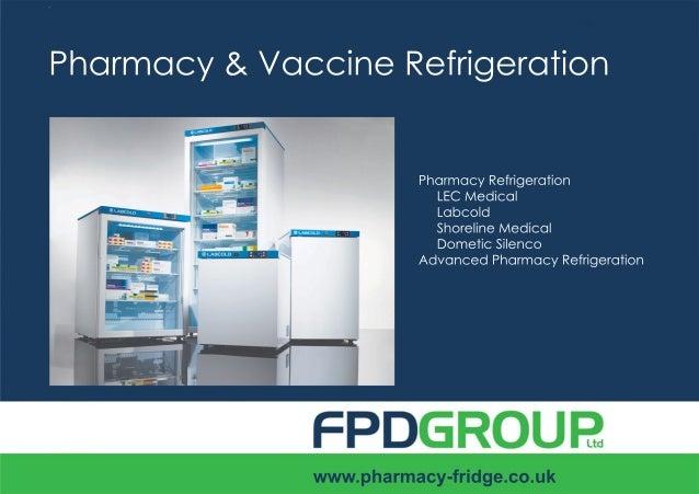 Pharmacy Fridge Brochure