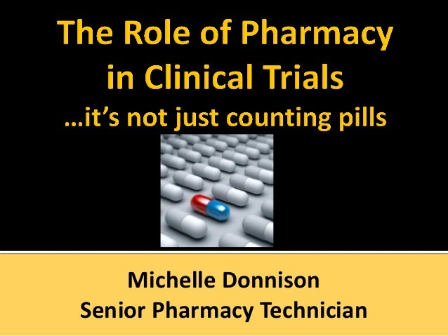 Michelle Donnison Senior Pharmacy Technician