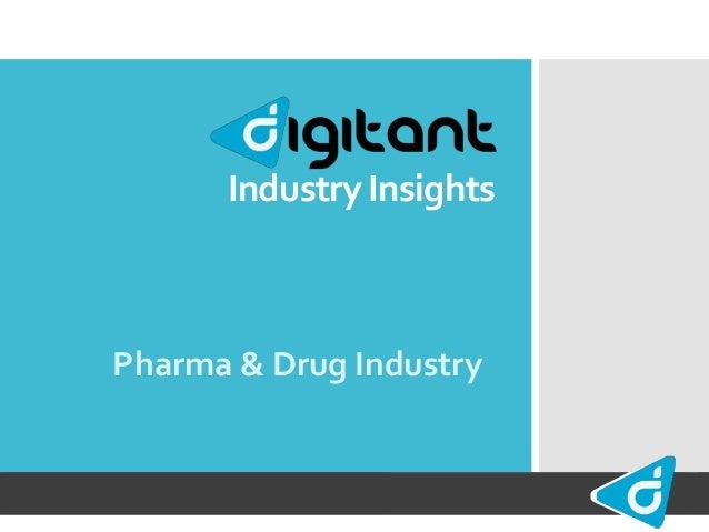 Global Pharma & Drug Industry Insights from Digitant