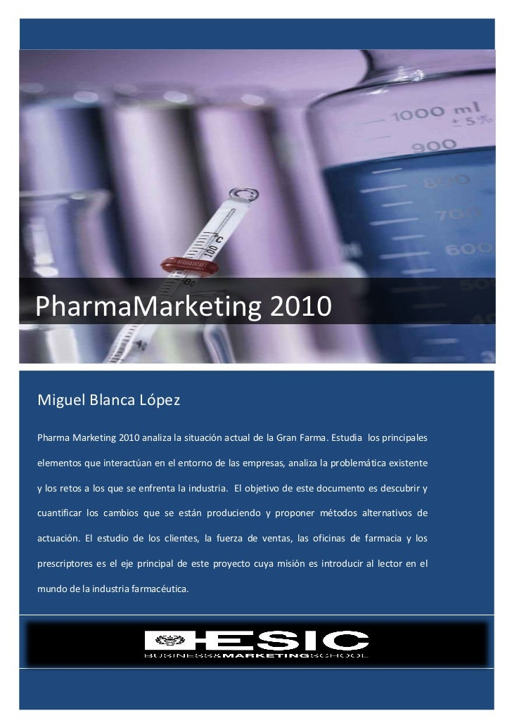 PharmaMarketing 2010